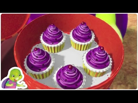 Cartoon   Purple Turtle Club - The Case of Missing Cupcakes   Cartoons For Children