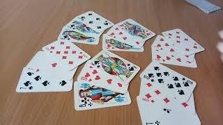 ♥ ЧЕРВОВАЯ ДАМА,  цыганский, гадание онлайн на  игральных  картах,  ближайшее будущее