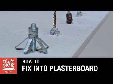how-to-fix-into-plasterboard---video-#1