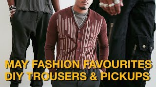 Video MAY FASHION FAVOURITES | DIY CARGO TROUSERS & RECENT PICKUPS download MP3, 3GP, MP4, WEBM, AVI, FLV Juni 2018