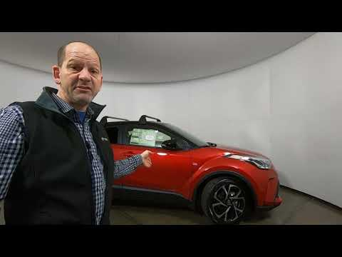 2020 Toyota CHR XLE Walk Around Video With Me At Smart Motors Toyota