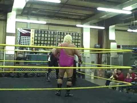 HQ NWA Mountain State Wrestling: Johnny Blast vs The Stro