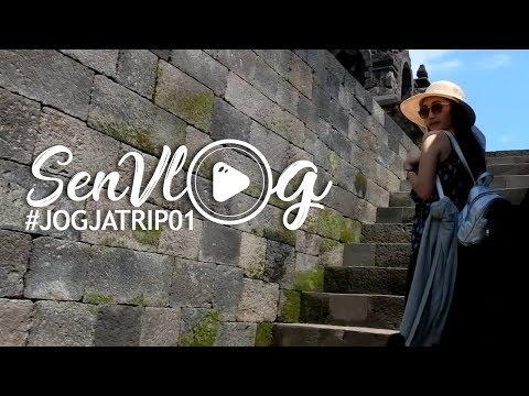 [SENVLOG] Yogyakarta Vlog!