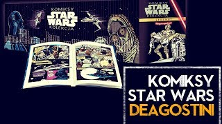 Komiksy Star Wars od DeAgostini - czy warto?