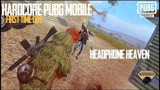 HardCore Pubg Mobile New Mode update 0.9.5