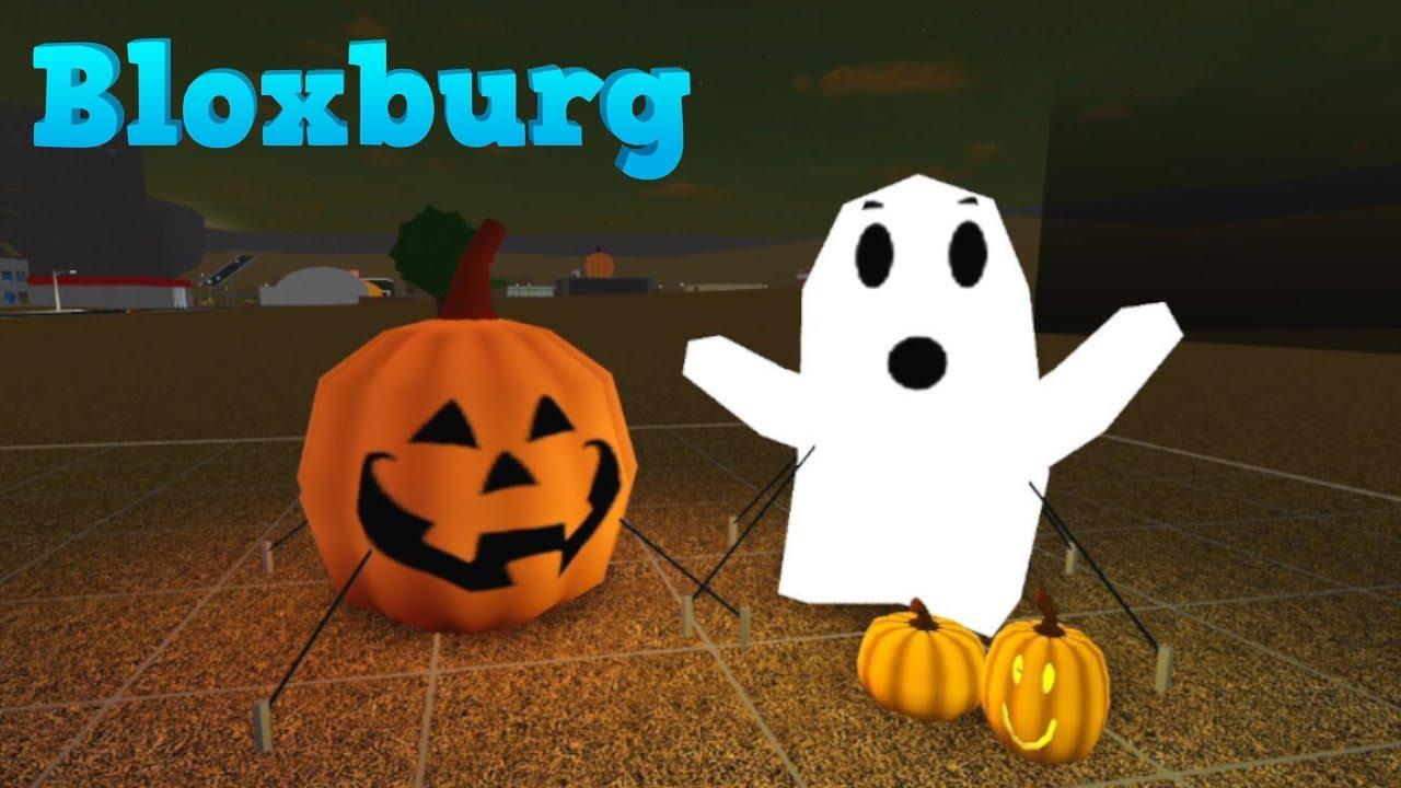 Bloxburg Halloween Cemetery 2020 10k BLOXBURG HALLOWEEN UPDATE 2020 🎃🎃🎃   YouTube
