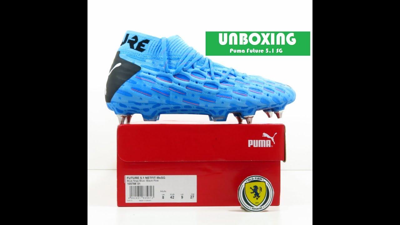 puma future unboxing
