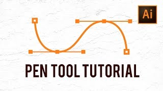 Adobe Illustrator Tutorial:   Basic Pen Tool Tutorial