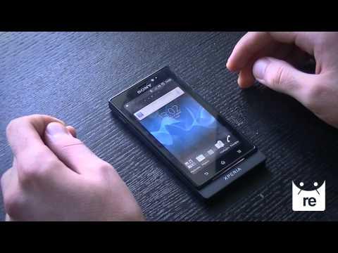 Обзор Sony Xperia Sola