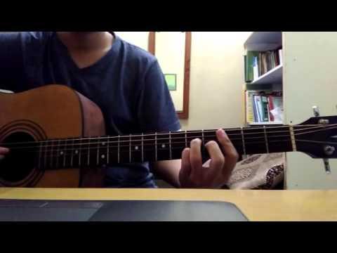 hivi orang ketiga guitar cover