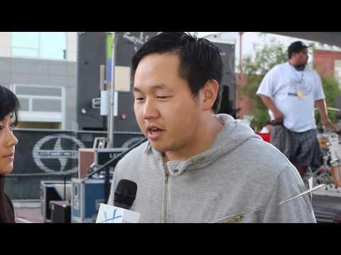 2010 Left Coast Live Part 2 - Kero One interview - heyyaa! HD