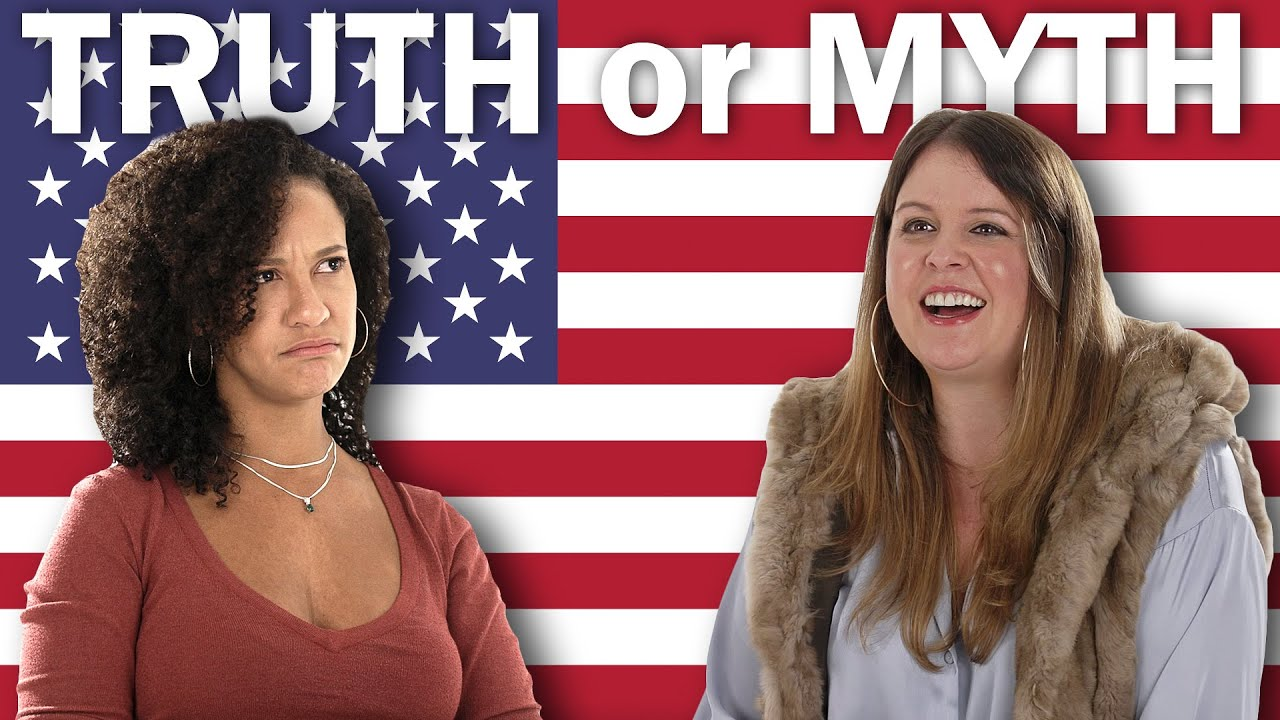 TRUTH or MYTH: Americans React to Stereotypes