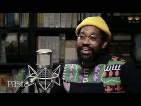 PJ Morton live at Paste Studio NYC