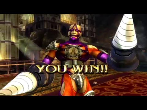 Soulcalibur iii playstation 2 tales of souls as voldo