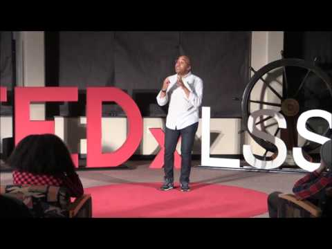 Marketers don't know people  Marcus Collins  TEDxLSSU
