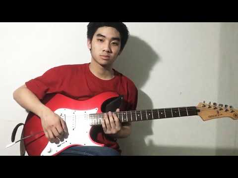 planetboom | RUN TO YOU | Guitar Solo Cover - Jostein Adams