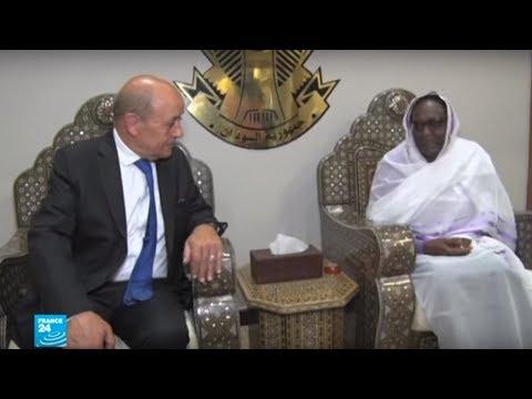 وزير الخارجية الفرنسي يعلن دعم -السودان الجديد- بمبلغ 60 مليون يورو  - نشر قبل 2 ساعة