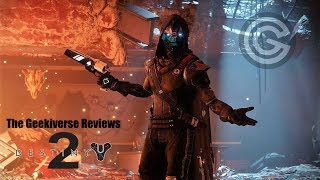 Destiny 2 Review | The Geekiverse Reviews
