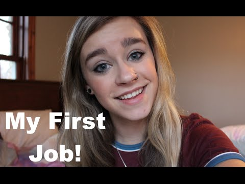 Getting Your First Job! - YouTube