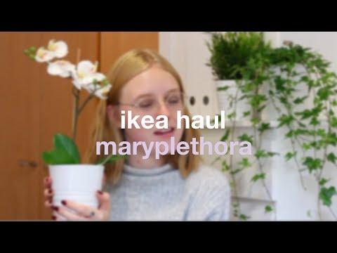 Back to University IKEA Haul // MaryPlethora