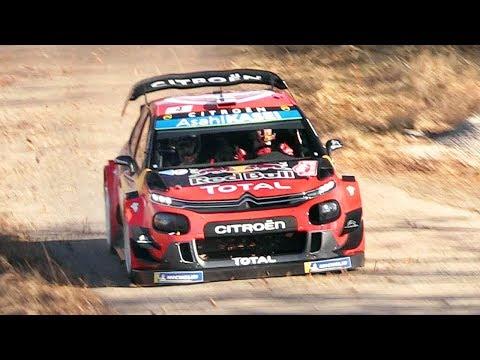 WRC 2019: Rallye Monte-Carlo - Best Of Action, Tänak' Big Save, Max Attack, Flatout & Starts!