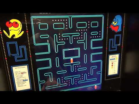 Arcade1up Pac man 40th anniversary edition from graywolf89