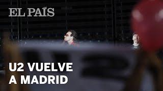 U2 actuará en Madrid por primera vez en 13 años | Cultura