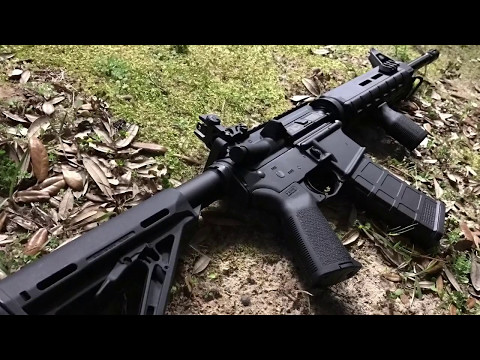 AR15 Field Strip / Disassembly and Assembly
