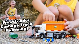 Garbage Truck Videos For Kids l Front Loader Garbage Truck UNBOXING l Garbage Trucks Rule