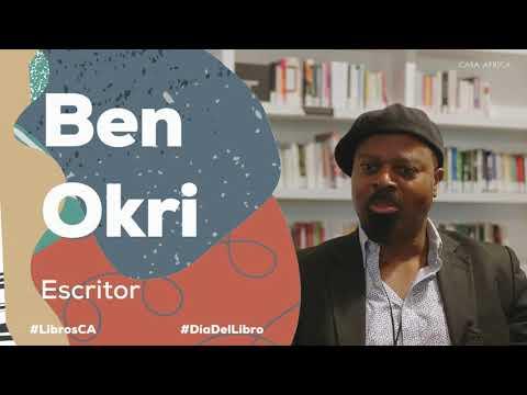 #DíaDelLibro2021   Ben Okri