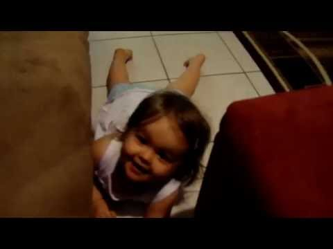 Tickle Time For Baby India - Cute Toddler Has The Best Giggle