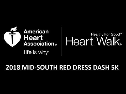 2018 Red Dress Dash 5K