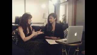 WhoSay Live: Supernatural's Ruth Connell | WHOSAY