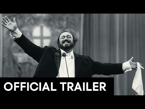 PAVAROTTI - Official Trailer [HD]