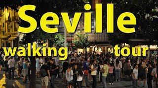 Seville, Spain walking tour