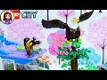 Fun in the Outdoors Lego Adventures with Lego Friends Camping Build Silly Play