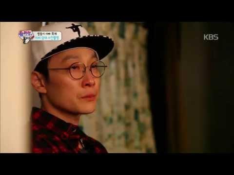 [HIT] 슈퍼맨이 돌아왔다-이휘재, 영정사진 찍는 아버지의 모습에 '눈물'.20141214