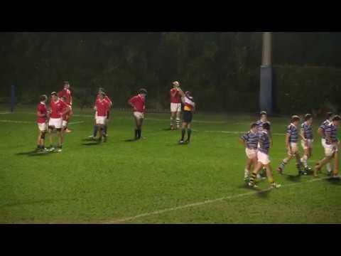CAS 1stXV vs GPS rugby 2017
