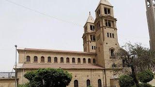 При взрыве около церкви в Каире погибли 20 человек