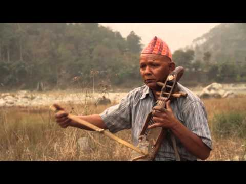 "Folk Music- When the ""Sarangi"" sings.."