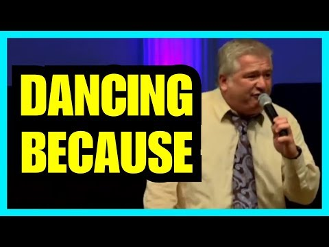 """Dancing Because"" - Jeff Morgan"