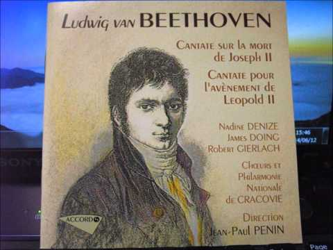 Beethoven Cantata for the Death of Joseph Ⅱ