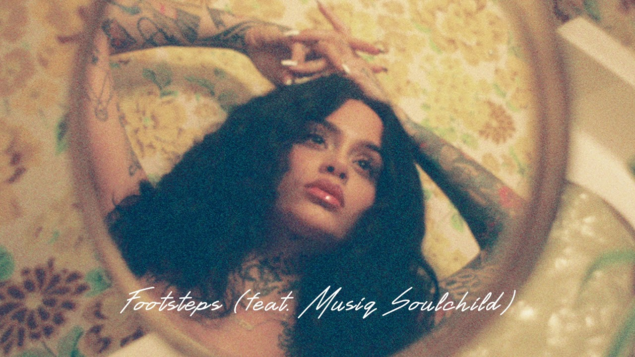 Kehlani - Footsteps (feat. Musiq Soulchild) [Official Audio]