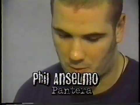 Pantera @ Maple Leaf Gardens - Toronto, Canada [Interviews + Live Clips] (Jun. 18, 1994)