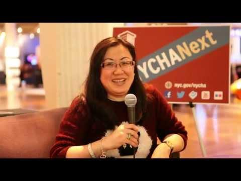 Lisa Chau: Check Out NYCHA's Digital Van!