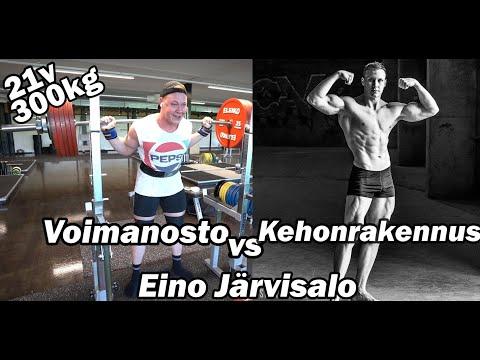 300kg Kyykky 21 Vuotiaana - Eino Järvisalo Haastattelu 2020