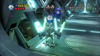 LEGO Star Wars III: The Clone Wars Freeplay Gameplay