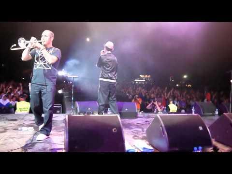 Hocus Pocus - Smile LIVE @ HipHopKemp2011