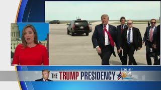 "Margaret Brennan, Moderator Of ""Face the Nation,"" On Trump Presidency"