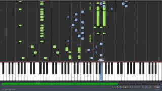 Sinbad Legend of the Seven Seas - Let the Games Begin - Piano Tutorial